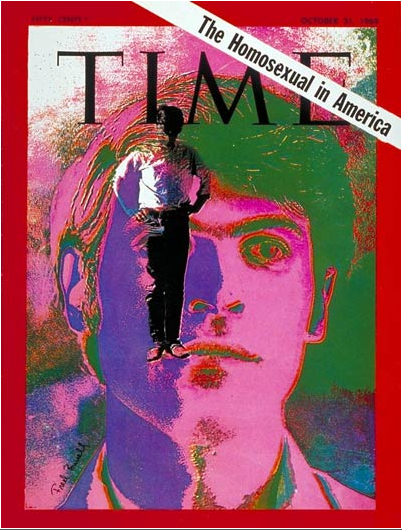 Time the homosexual in america