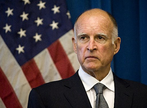 CA Gov. Jerry Brown