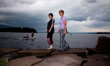 If a Married Lesbian Couple Saves 40 Teens from the Norway Massacre and No One Writes About it, Did it Really Happen?