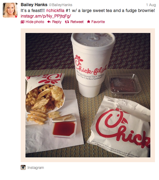 What happens when a Broadway star supports Chick-fil-A? (2/3)