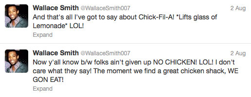 What happens when a Broadway star supports Chick-fil-A? (3/3)
