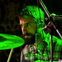Former Scythian Drummer Andrew Toy